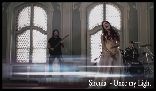 Sirenia - Perils Of The Deep Blue